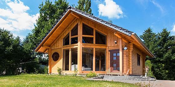 Zuruck Zur Natur Der Werkstoff Holz Fertighaus Com Ein