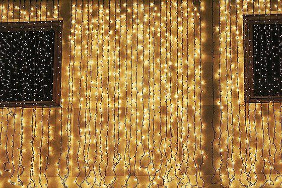 Weihnachtsbeleuchtung: Tolles Lichtambiente mit LED. Foto: PIX1861 / pixabay.com