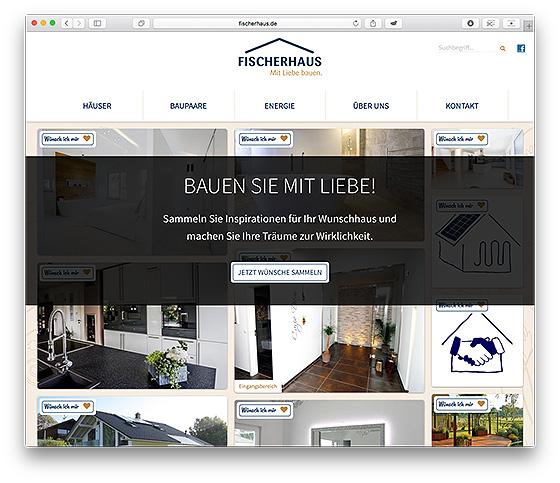 fischerhaus neuer internetauftritt informiert sch ner und schneller ein. Black Bedroom Furniture Sets. Home Design Ideas