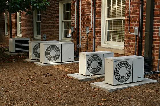 Klimatisierung von Büros. Foto: triosolution1 / pixabay.com