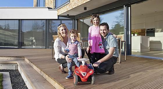 Das innovative Bio-Designhaus-Unternehmen Baufritz belegt bei Servicestudie des Nachrichtensenders mehrfach erste Plätze. Foto: BauFritz