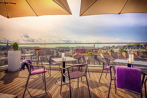 Was gilt es beim Bau einer Terrasse zu beachten? Foto: ThomasWolter / picabay.com