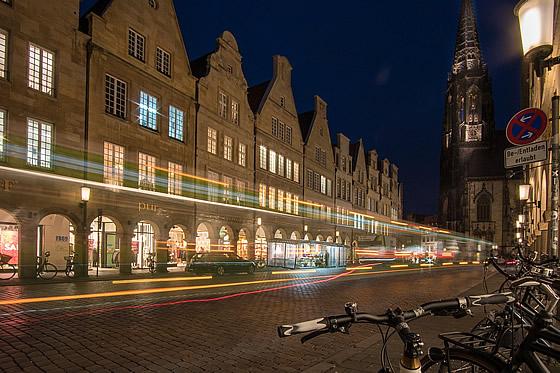 Bauen in günstiger Zinslandschaft. Z.B. Beispiel in Münster. Foto: pixabay.com