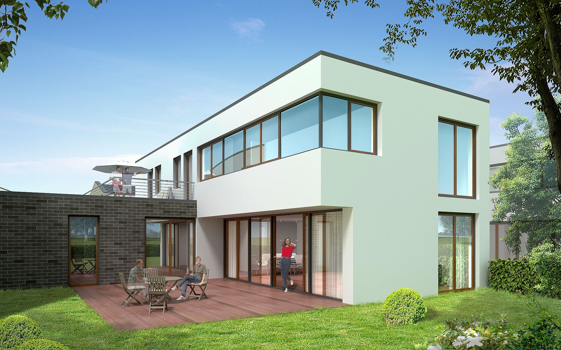 Generationen-Haus planen, bauen und einrichten. Foto: pixabay.com