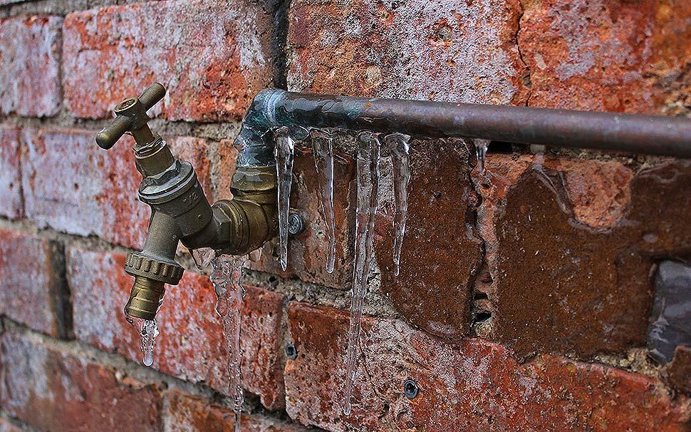 Beim Rohrbruch richtig handeln. Foto: pixabay.com