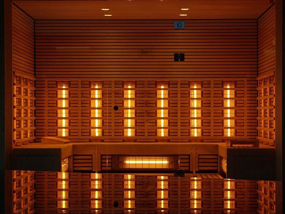 Infrarotkabine oder eine traditionelle Sauna? Foto: pixabay.com