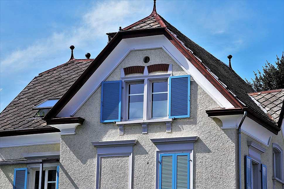 6 Fehler beim Fassadenputz vermeiden. Foto: pixabay.com