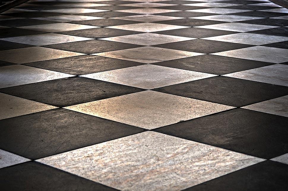 Dem Fliesenboden einen neuen Pepp verleihen. Foto: pixabay.com