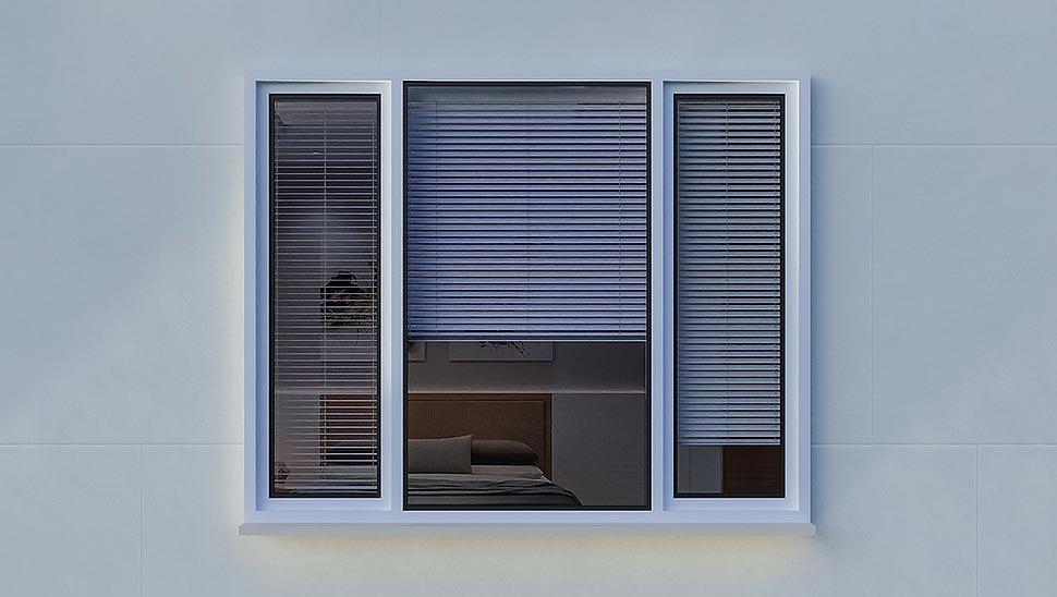 Optimaler Sichtschutz für das Fenster. Foto: pixabay.com
