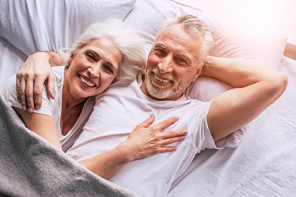 Nur wer gut schläft, startet frisch und ausgeruht in den nächsten Morgen – in jeder Generation. Foto: 13107714 / pixabay.com