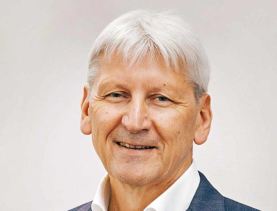 BDF-Präsident Hans Volker Noller ist zuversichtlich, dass in naher Zukunft jedes vierte neue Ein- und Zweifamilienhaus in Deutschland ein Holz-Fertigbau ist. Foto: BDF
