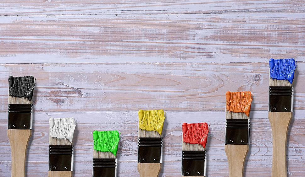 Gartenhäuser in vielen verschiedenen Farben: Gestaltung ganz nach dem persönlichen Geschmack. Foto: pixabay / DarkmoonArt