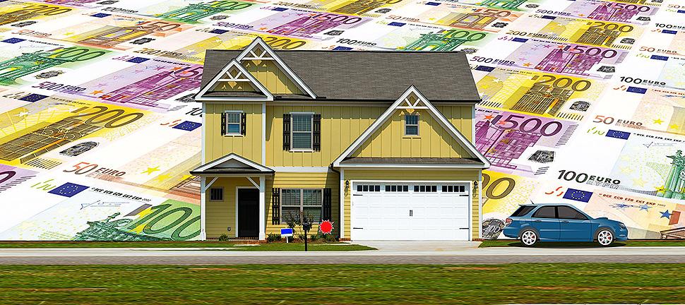 Die Entwicklung der Immobilienpreise in 2021 gleicht zunächst der der vergangenen Jahre.. Foto: pixabay.com