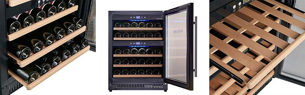 Tipp: Einbau eines Weinkühlschranks. Foto: BODEGA43