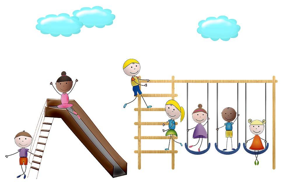 VPB rät: Gärten kindersicher gestalten. Grafik: pixabay.com
