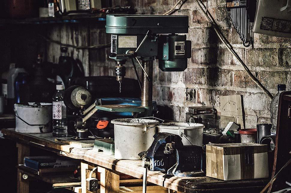 Tipp: Die eigene Werkstatt einrichten! Foto: pixabay.com