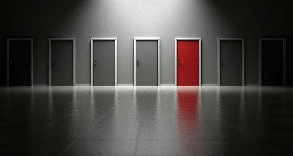 Zimmertüren inklusive Montage online kaufen. Foto: pixabay.com