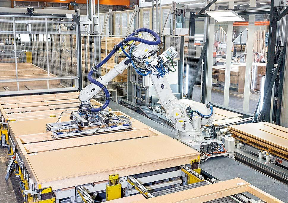 Qualitätsoffensive: FingerHaus setzt auf Produktion 4.0. Foto: FingerHaus
