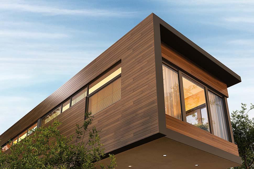 Modernes Design in Fertighäusern – wie arbeitet man hier zusammen? Foto: iSock.com / sl-f