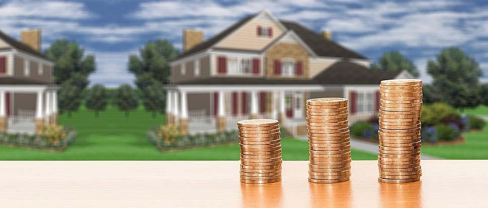 Wer ein Haus kaufen will, muss sich Gedanken über eine möglichst günstige Finanzierung machen. Foto:pixabay.com / Gerd Altmann