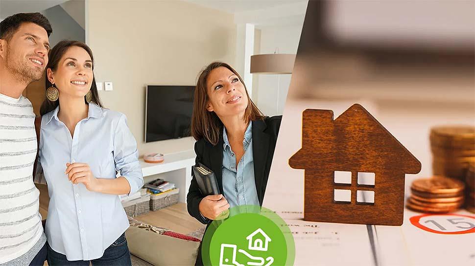 Mietpreisbremse missachtet - Lieber ein Haus bauen, statt hohe Mieten zahlen. Foto: Town & Country